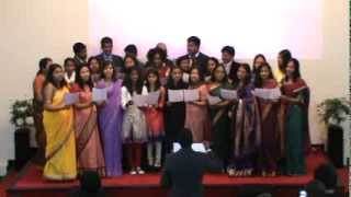 All Hail To Thee Emmanuel- Special Song By members of Southern Asia SDA Church- Manchester
