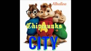 Alkaline - City - Chipmunks Version - November 2016