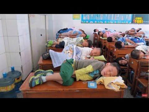 KALIAN PASTI GAK NYANGKA,,10 Peraturan Sekolah Paling Aneh Di Dunia