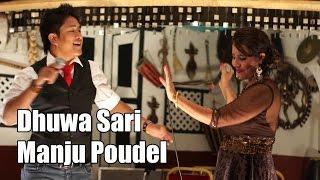 Dhuwa Sari (Manju Poudel)