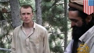 US soldier Bowe Bergdahl freed after imprisoned by Taliban for five years