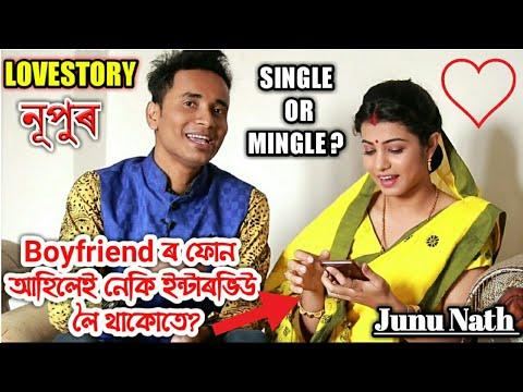 Xxx Mp4 Nupur ৰ ৰিয়েল লাইফত Boyfriend আছে নে নাই Love Story Of Assamese Actress Junu Nath By Bhukhan Pathak 3gp Sex