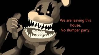 coryxkenshin animated: Five nights at Cory's house