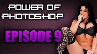 Power Of Photoshop Episode 9 *KERRY LOUISE*