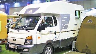 미니멀리스트캠핑카 - 에이스캠핑카 코마드301R