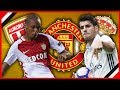 MORATA, FABINHO + MATIC ANNOUNCED THIS WEEK? | MUFC TRANSFER NEWS