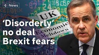 Brexit's worst-case scenario economic costs