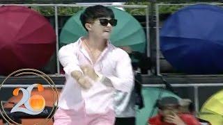 Battle - Fero Walandouw dan Lee Jong Hoon (26 Style Final Battle)