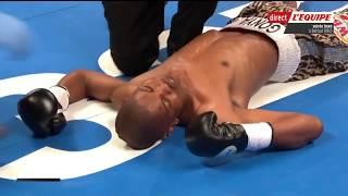 Boxe: K.O. après 5 secondes de combat!!!!!!