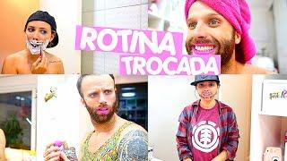 ROTINA TROCADA- ANTES DE SAIR #TACIEFER