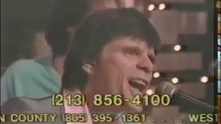 Del Shannon - Sea Of Love / Runaway - live March, 1982.