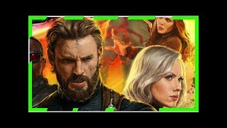 In first avengers: infinity war trailer, a bearded captain america steal the show Breaking Daily