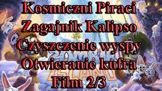 Zombie Island, Kosmiczni Piraci, Zagajnik Kalipso, Czyszczenie wyspy, Film 2/3