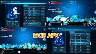 Gameplay Stickman Ghost 2 (MOD APK)
