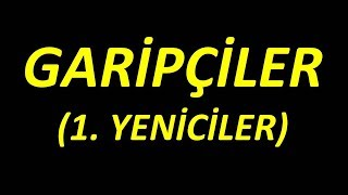 GARİPÇİLER ( ŞİFRELİ HİKAYELERLE )