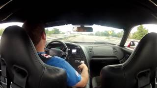 1000 whp Supra Highway Driving
