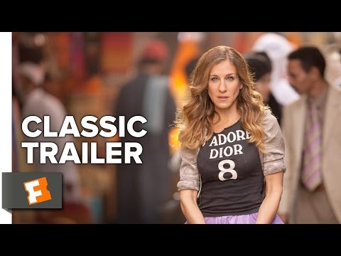 Xxx Mp4 Sex And The City 2 2010 Official Trailer 1 Sarah Jessica Parker Movie HD 3gp Sex