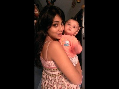 Shriya Unseen Personal Family Video