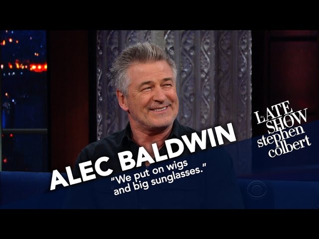 Alec Baldwin Doesn't Consider Himself An Angry Person