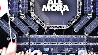 Ale Mora - Live at Ultra Music Festival Tokyo, Japan Mainstage 2015 (Full Set)