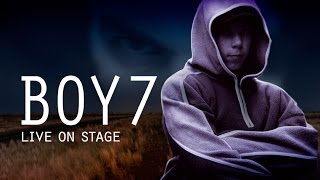 BOY 7 - Live on stage, Trailer