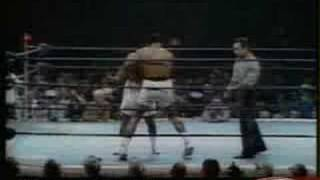 Muhammad ali VS Joe Frazier  1,2,3