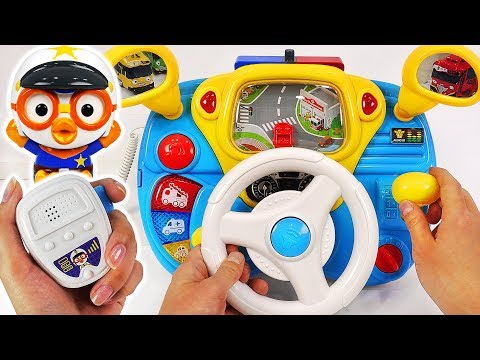 Xxx Mp4 Pororo Police Driving Play Go Pororo Drive A Police Car And Arrest The Villain PinkyPopTOY 3gp Sex