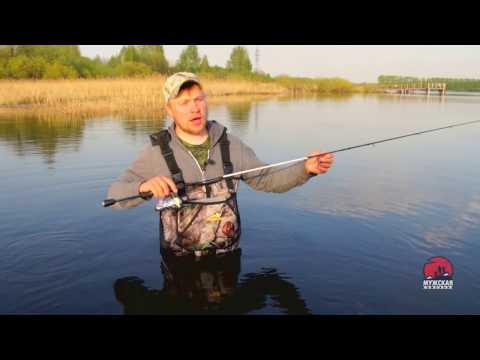 ловля спиннингом на микроджиг видео
