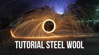 Tutorial Fotografi: Teknik Light Painting Steel Wool