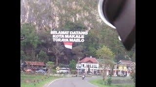 Jalanan Makale- Rantepao || Toraja- Toraja Utara Sulawesi Selatan