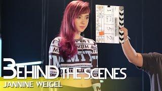 Jannine Weigel (พลอยชมพู) - Finish Line (Behind The Scenes)