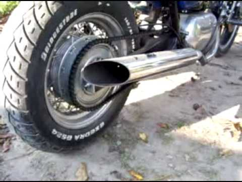 Junak sound engine 350cc