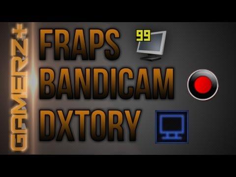 Xxx Mp4 Gamerz Nejlepší Program Na Nahrávání Videí CZ SK Fraps Vs Bandicam Vs Dxtory 1080p 3gp Sex