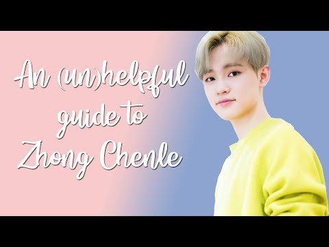 An un helpful guide to Zhong Chenle