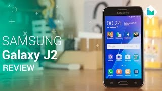 Samsung Galaxy J2 - Review en español