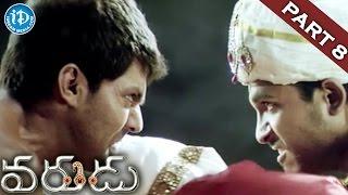 Varudu Full Movie Part 8    Allu Arjun, Bhanusri Mehra, Arya    Mani Sharma