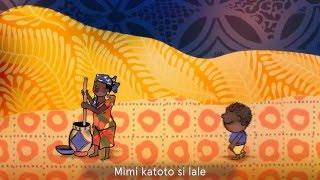 كتوتو لالا - اغنية افريقية للاطفال [ katoto lala ]