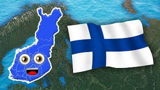 Finland/Country of Finland/Geography of Finland