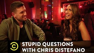 Rachel Feinstein's Awful Hickey Cover Story - Stupid Questions with Chris Distefano