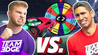 Rocket League Odd Options Challenge!