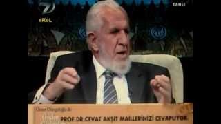 Prof. Dr. Cevat Akşit - Düğünde oynamak Caizmi doğrumu Kadin erkek