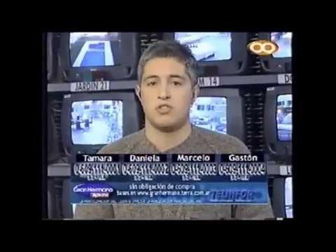 Gran Hermano 1 Argentina. Día112 último día en la casa. En HD.