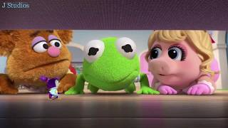 Muppet Babies ❤ How Kermit Got His Groove ❤ One Small Problem (Best Scenes)