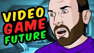 Video Game FROM THE FUTURE! - Ratty Catty