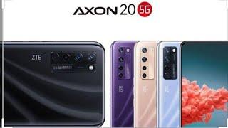 ZTE axon 20 5g mobile in Kannada| ZTE axon 20 5g mobile