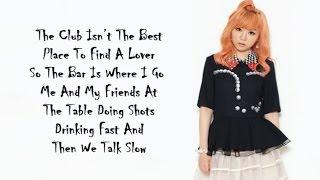 SHAPE OF YOU - Ed Sheeran || J.Fla Cover [ LYRICS ]
