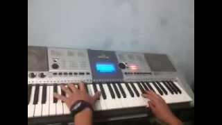 Baarish Piano notes and tutorial - YAARIAN