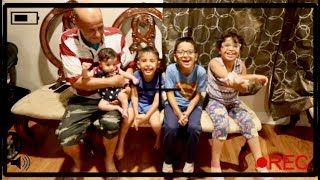 MY FAMILIES VIDEO MESSAGE MADE ME CRY!! *emotional*