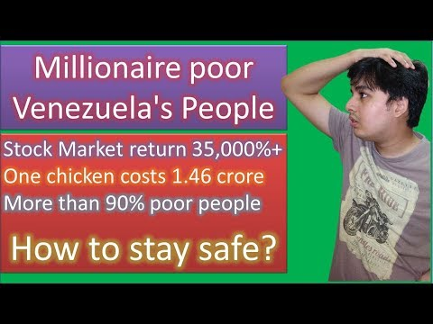 Xxx Mp4 Hyperinflation Case Of Venezuela Lessons From It How To Stay SAFE 3gp Sex
