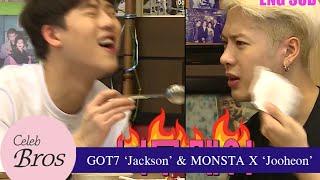 Jackson & Jooheon, Celeb Bros S5 EP3